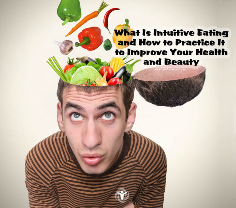 Intuitive Eating: How to Practice It for Health and Beauty