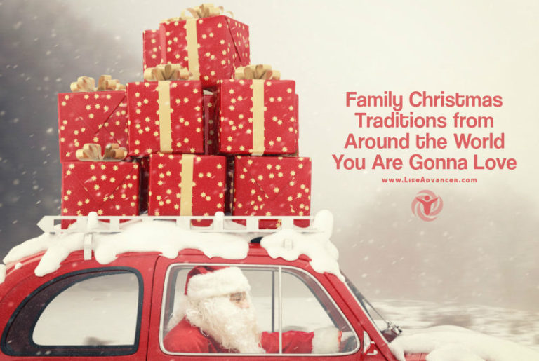 Family Christmas Traditions from Around the World You Are Gonna Love