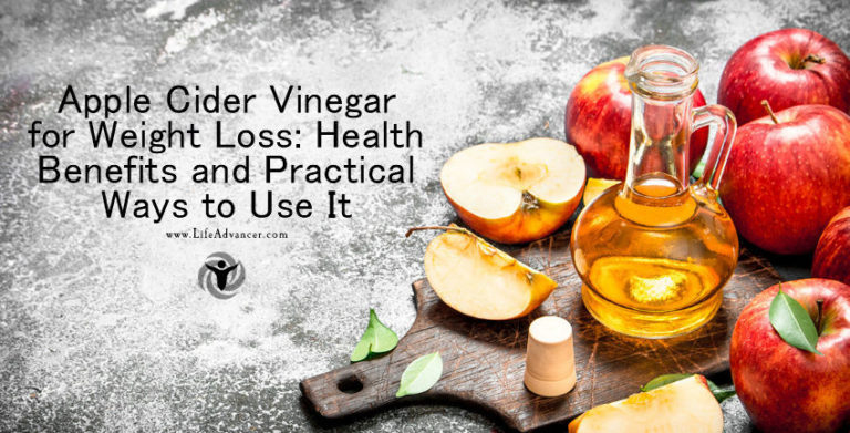 Read more about the article Apple Cider Vinegar for Weight Loss: Health Benefits and Practical Ways to Use It