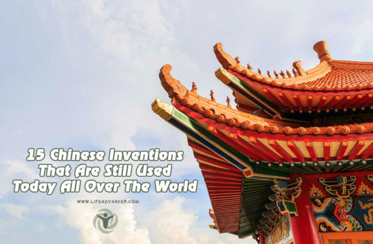 15 Chinese Inventions That Are Still Used Today All Over The World