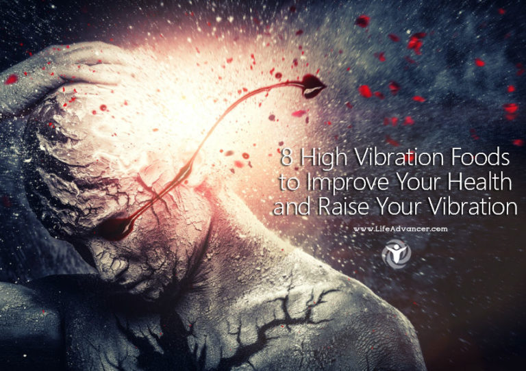 8 High Vibration Foods to Boost Your Health & Raise Your Vibration