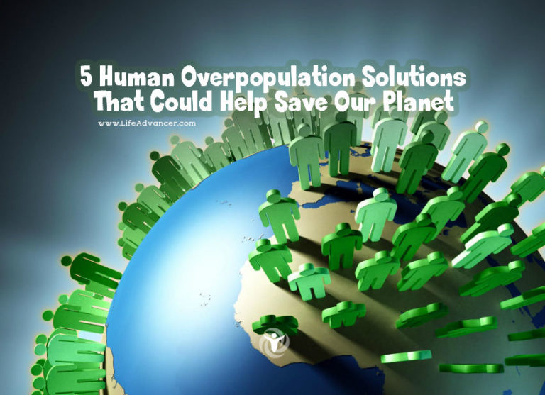5 Human Overpopulation Solutions That Could Help Save Our Planet