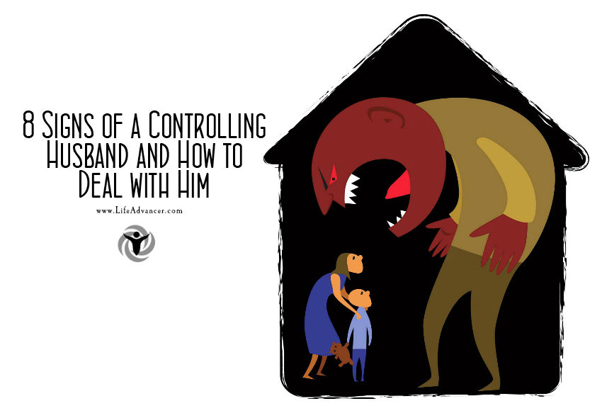 Signs of a Controlling Husband