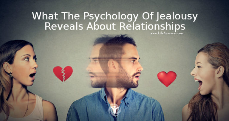 What The Psychology Of Jealousy Reveals About Relationships
