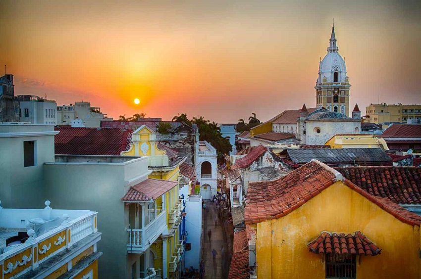 Colombia - Safest Countries To Travel To