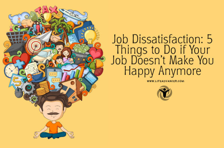 Job Dissatisfaction: 5 Things to Do If You Feel Stuck at Work