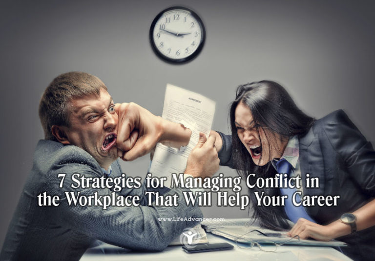7 Effective Strategies for Managing Conflict in the Workplace