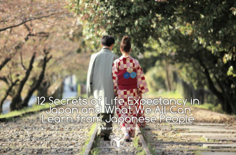 12 Secrets of Life Expectancy in Japan and What We Can Learn