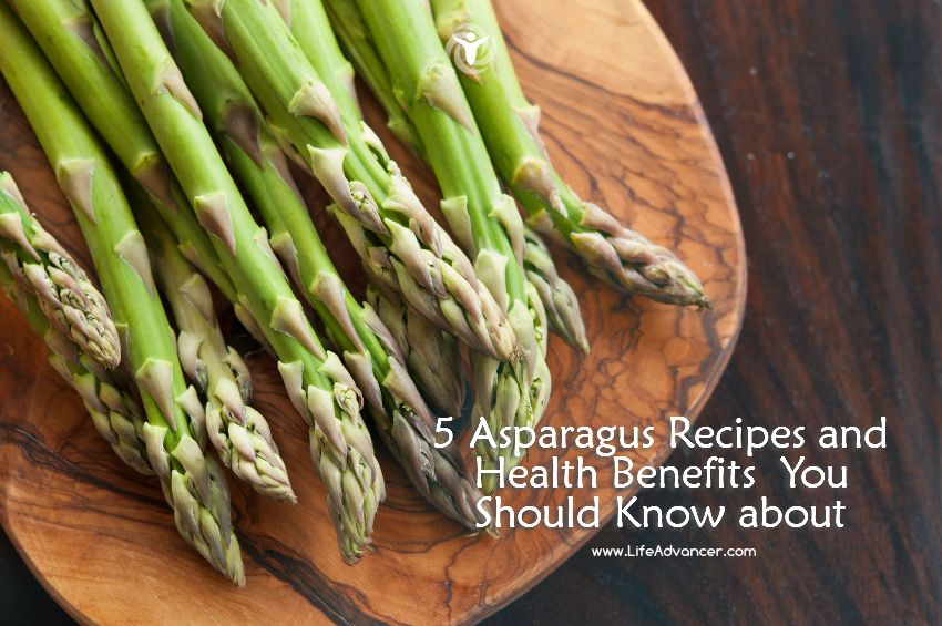 5 Asparagus Recipes