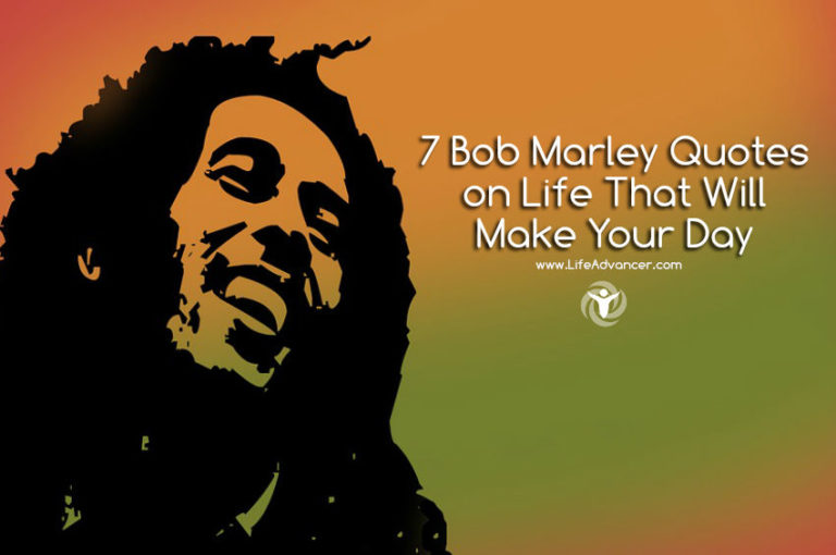 7 Bob Marley Quotes on Life That Are Sure to Make Your Day