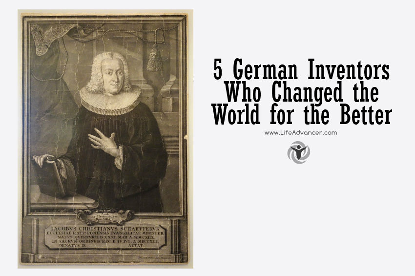German Inventors Who Changed the World