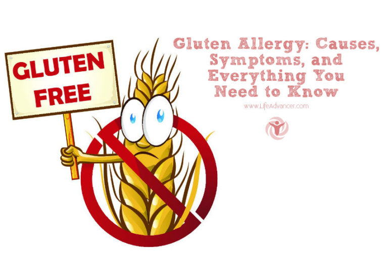 Gluten Allergy: Causes, Symptoms and What You Need to Know