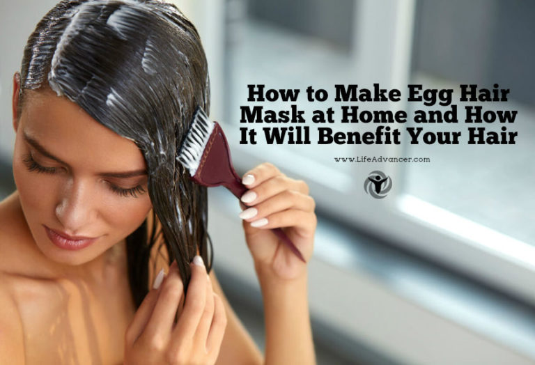 How to Make Egg Hair Mask at Home That Will Benefit Your Hair