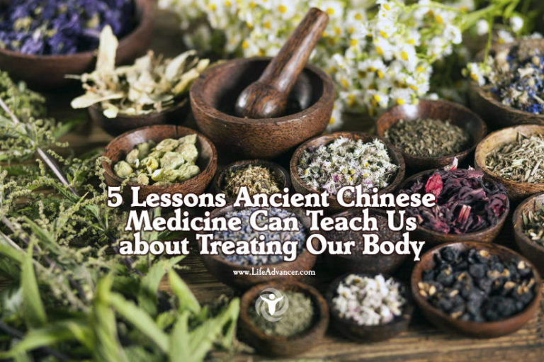 5 Lessons Ancient Chinese Medicine Teaches Us about Our Body
