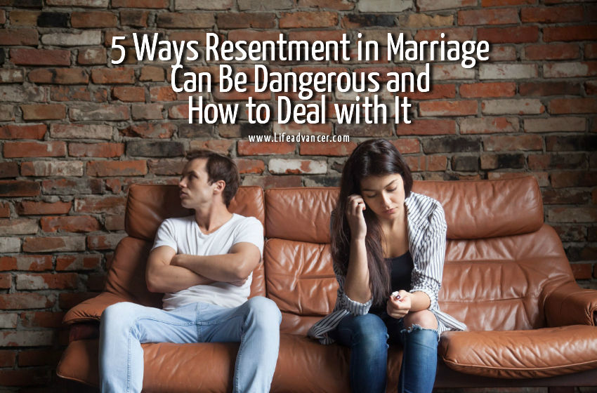 Resentment in Marriage Can Be Dangerous