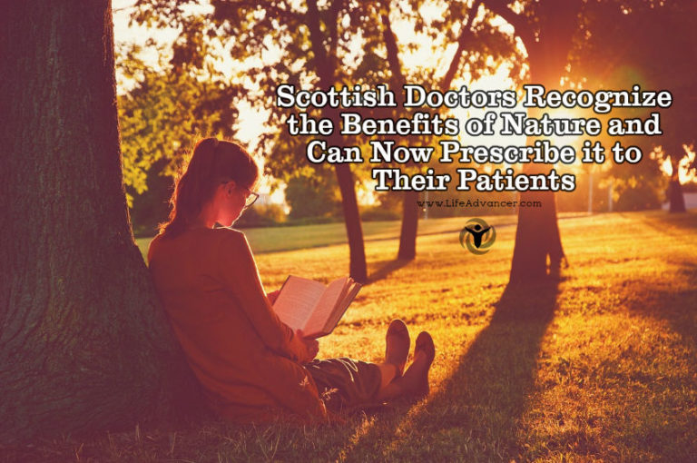 Scottish Doctors Recognize the Benefits of Nature and Can Now Prescribe it to Their Patients