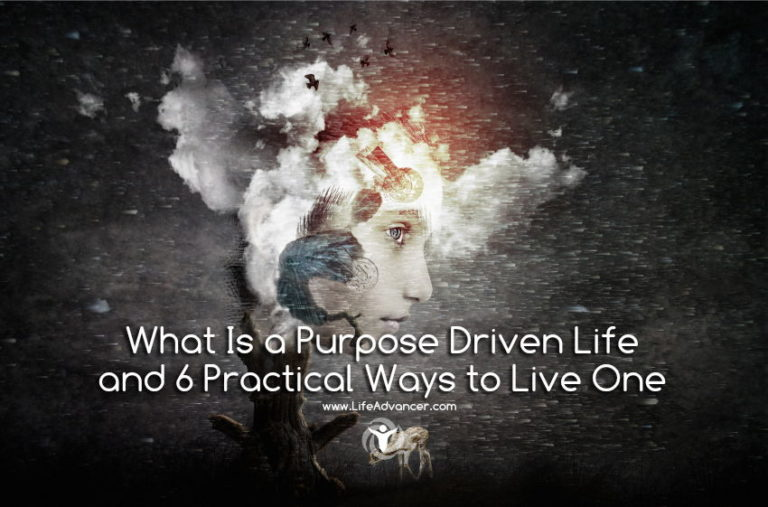 What Is a Purpose-Driven Life & 6 Practical Ways to Live One