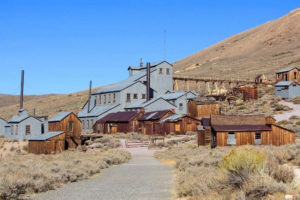 02-Bodie, California - Ghost Towns in the USA