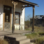 10-Orla Texas Ghost Town