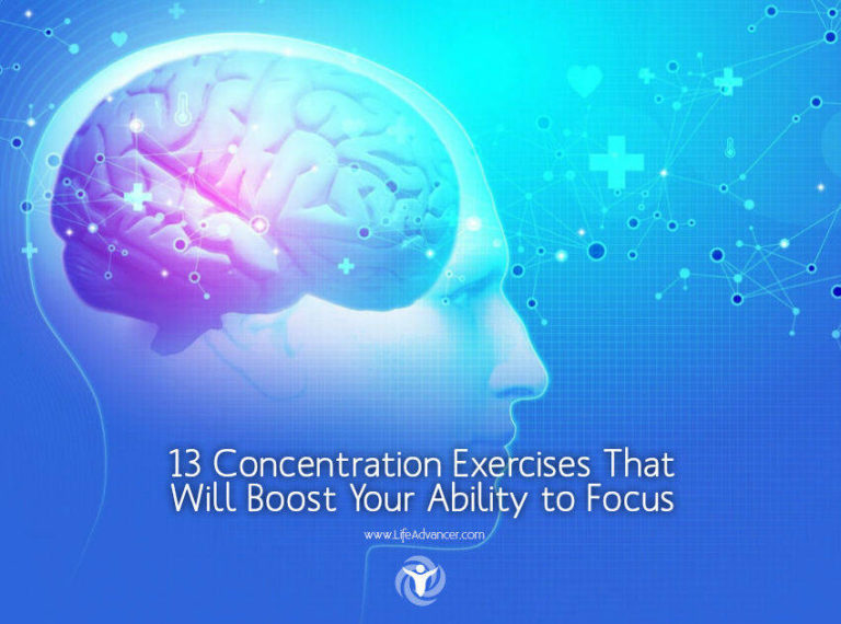 13 Concentration Exercises to Boost Your Ability to Focus
