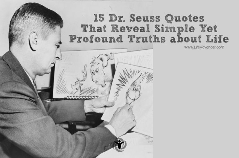 15 Dr. Seuss Quotes That Reveal Profound Truths about Life
