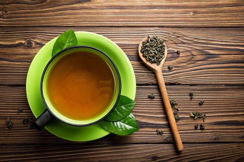 Green Tea Herb