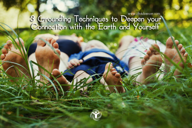 3 Grounding Techniques to Deepen your Connection with Earth