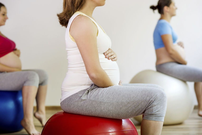 Here Are Our Six Safe Pregnancy Workouts for You to Know