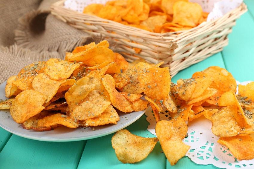 Homemade Potato Chips Recipes