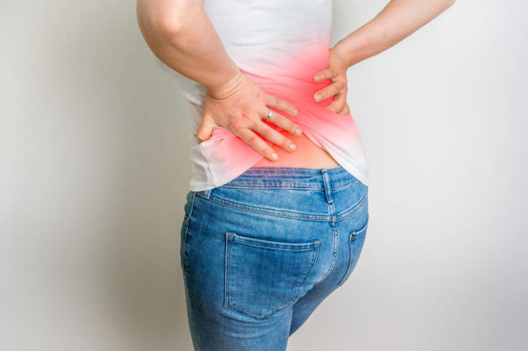 4 Acupressure Points for Back Pain That Give Instant Relief