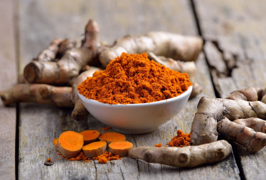 Why relieve pain with turmeric