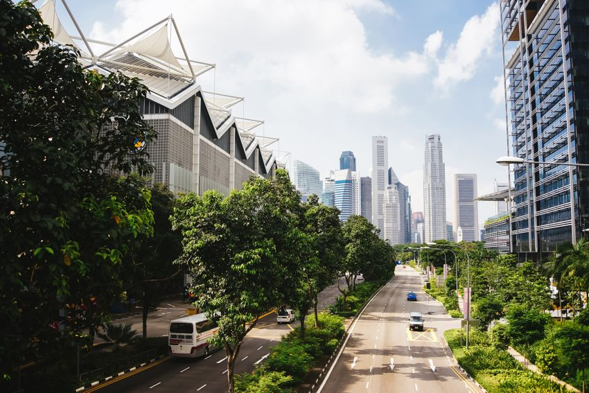 Current Trends of an eco-city