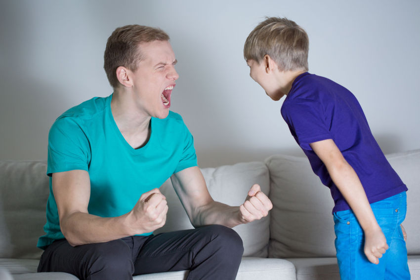 Reasons Why Yelling at Kids is Dangerous