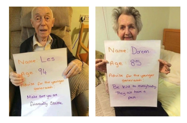 80+Year-Olds Share Their Advice for the Younger Generation and It's Eye-Opening