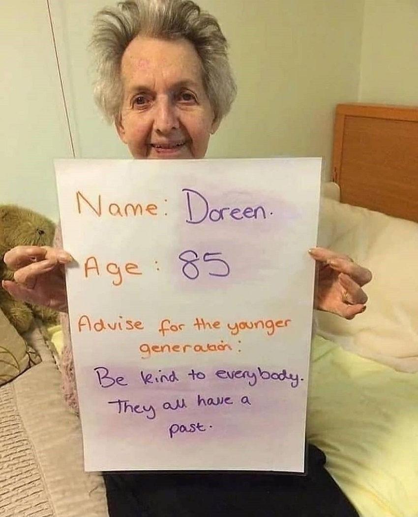Doreen, 85