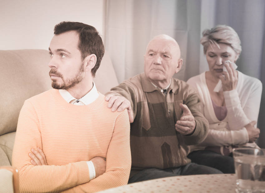 Having Estranged Adult Children Can be Painful - How to Cope with It