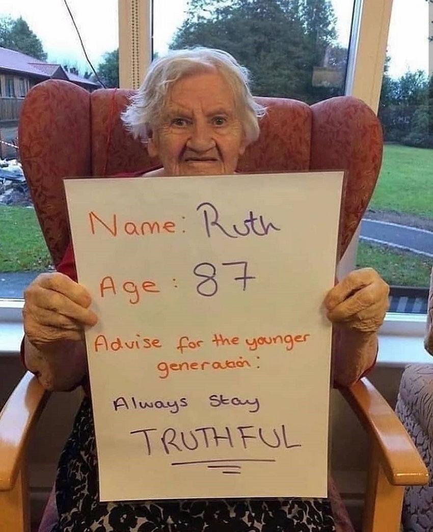 Ruth, 87