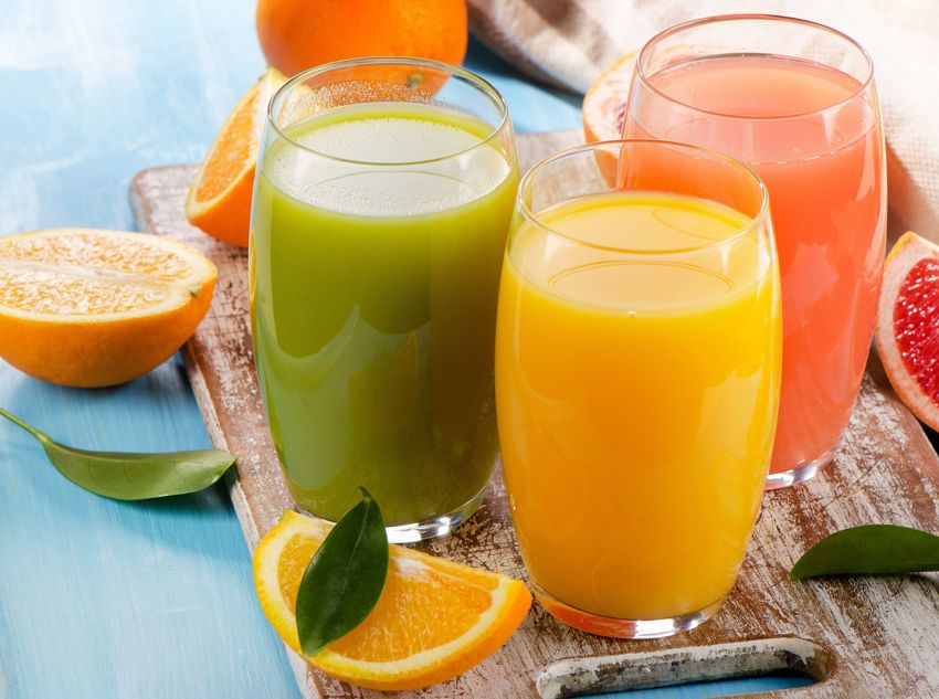 Citrus Immune Booster Juice