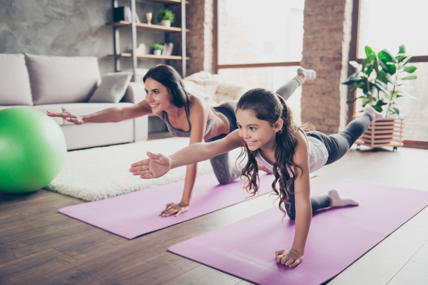 Perform Aerobic Exercise At Home