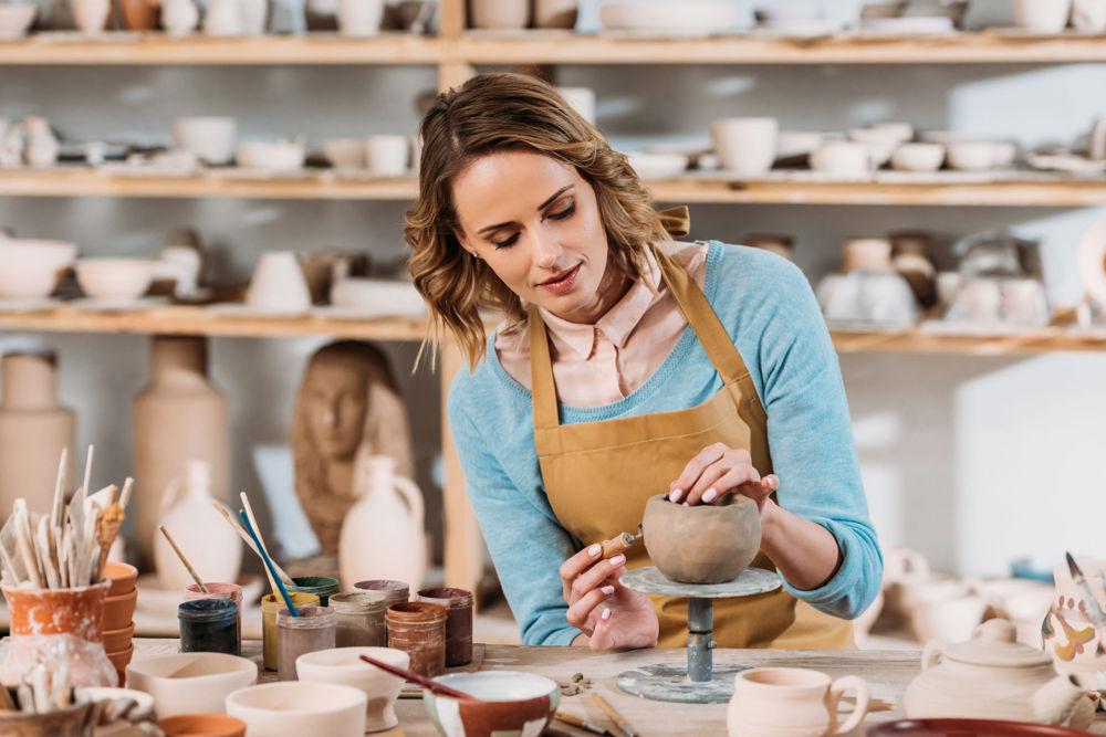 Crafts as a hobbie